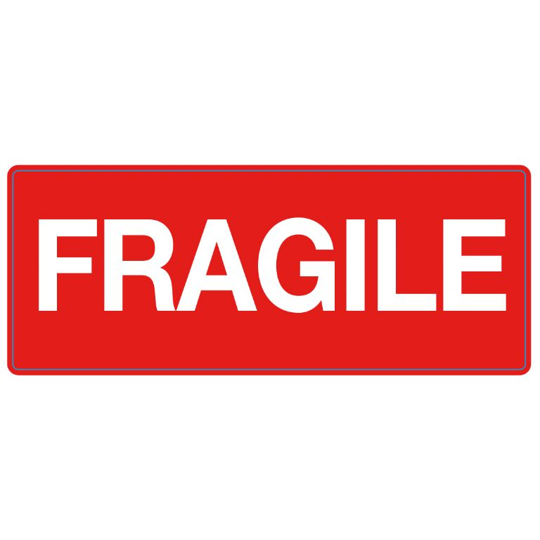 PACK02-Fragile Labels